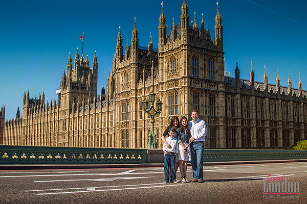 family portraits London