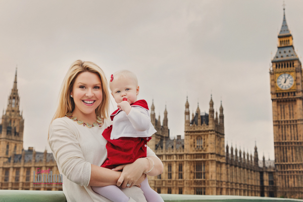 10 tips for family portraits around London landmarks