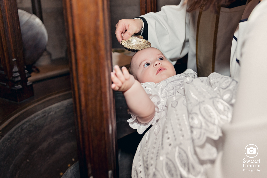 London Christening Photographer, Regent's Park, Camden