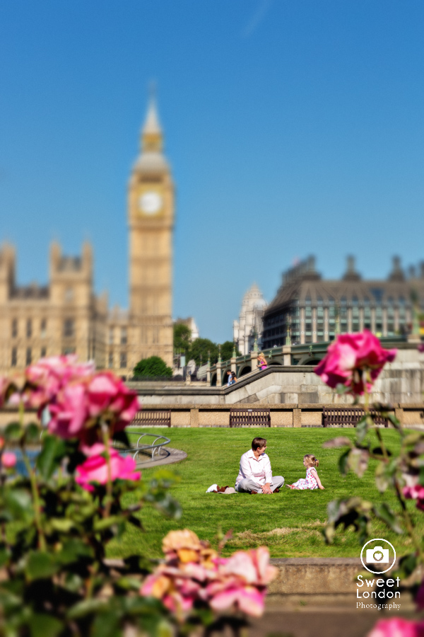 London Portrait Photographer - Westminster and Green Park Children Photography