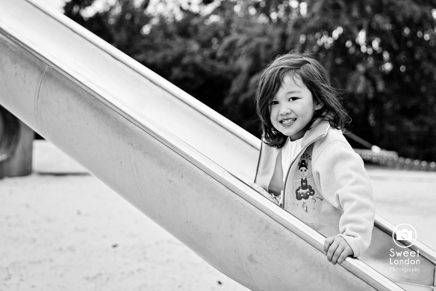 Children's Portrait Photography London - Regent's Park