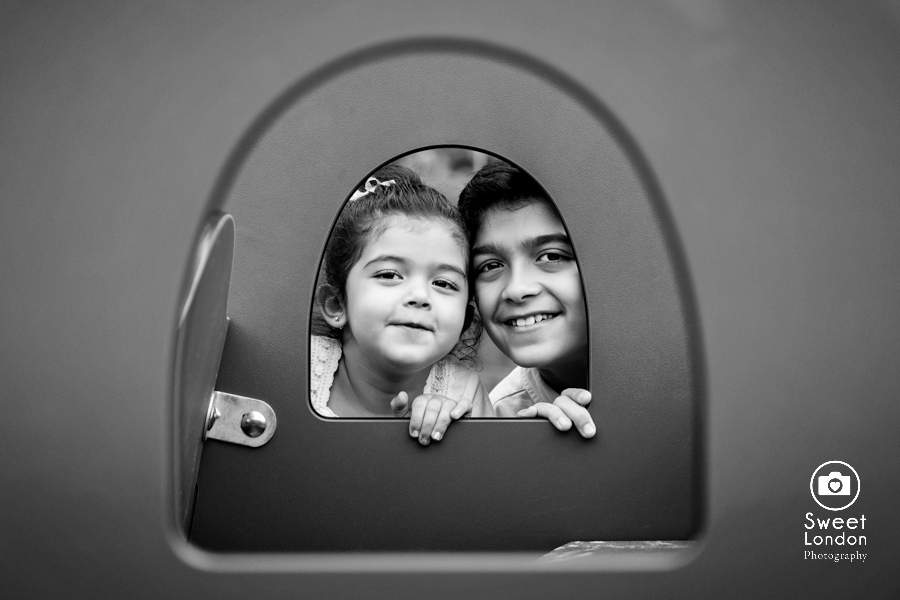 Children and Family Photography in Holland Park, West London