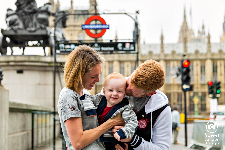 Preview Eddie - London Baby and Family Portrait Photography in Westminster