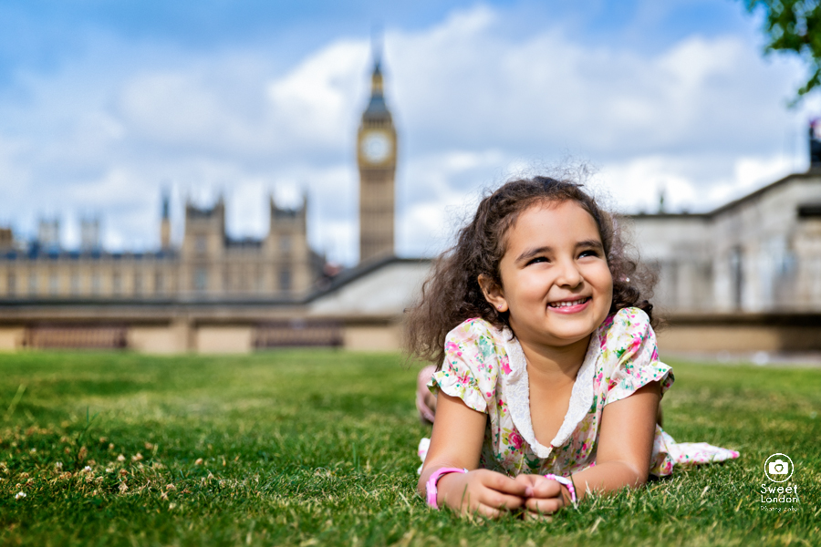 Children Portrait Photographer London landmarks - baby photographer-03