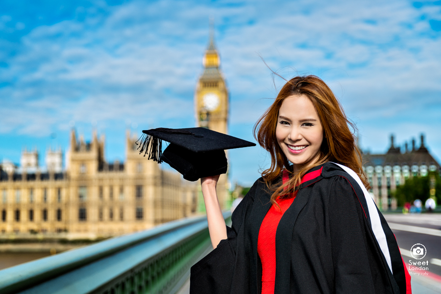 Graduation Portrait Photographer London-3
