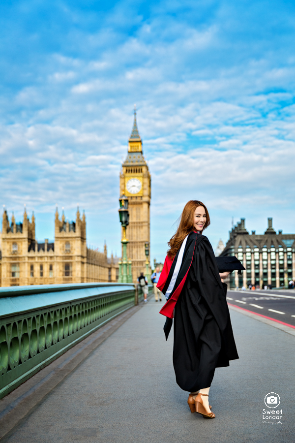 Graduation Portrait Photographer London