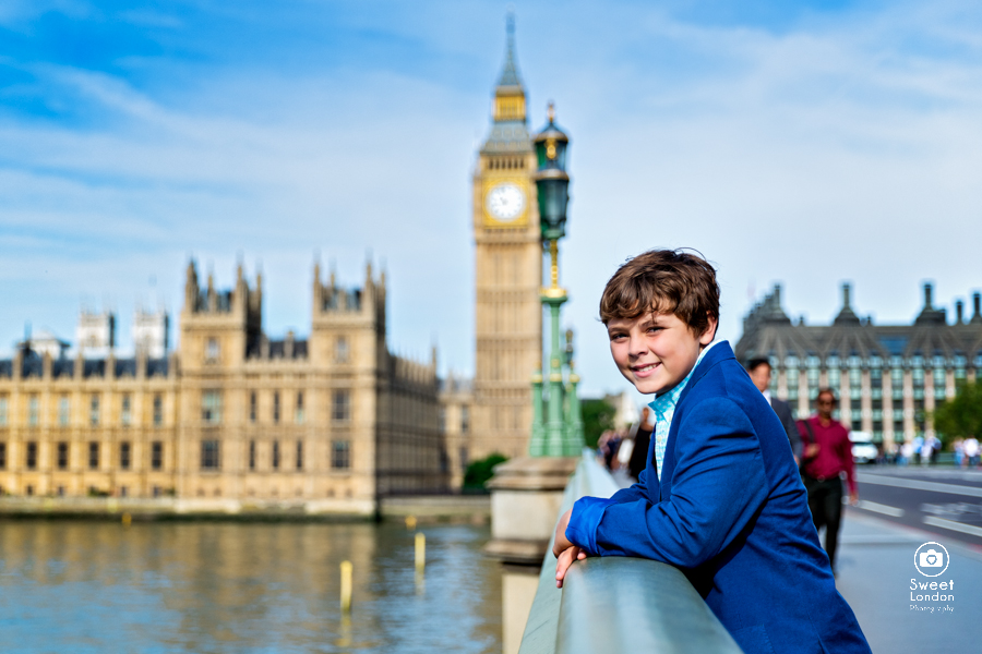 London Portrait Photography with teenagers - Westminster and Tower Bridge-13