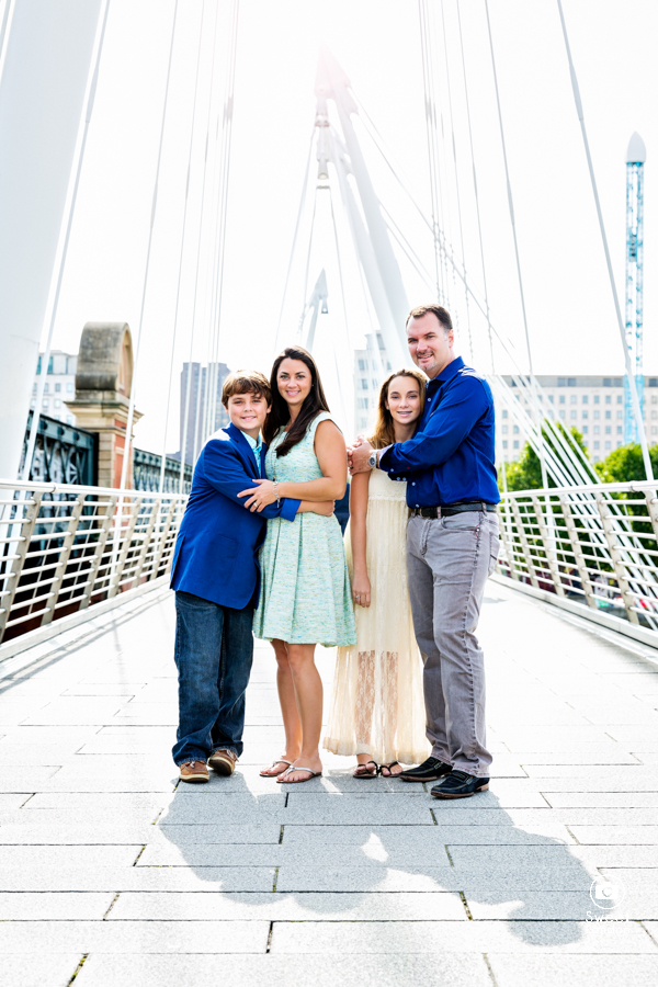 London Portrait Photography with teenagers - Westminster and Tower Bridge-35