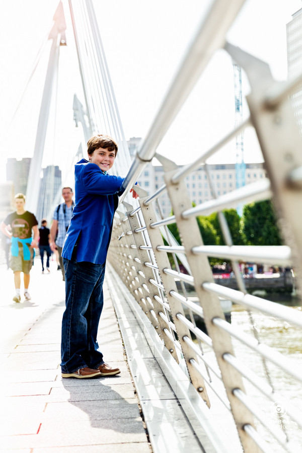 London Portrait Photography with teenagers - Westminster and Tower Bridge-41