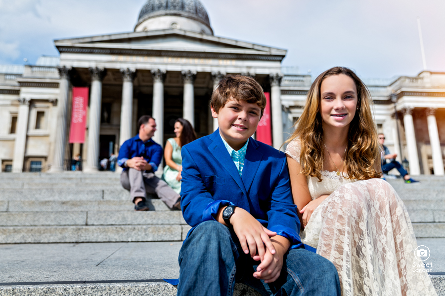 London Portrait Photography with teenagers - Westminster and Tower Bridge-53