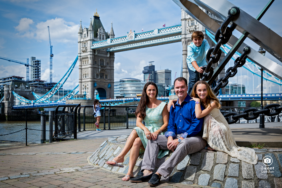 London Portrait Photography with teenagers - Westminster and Tower Bridge-67