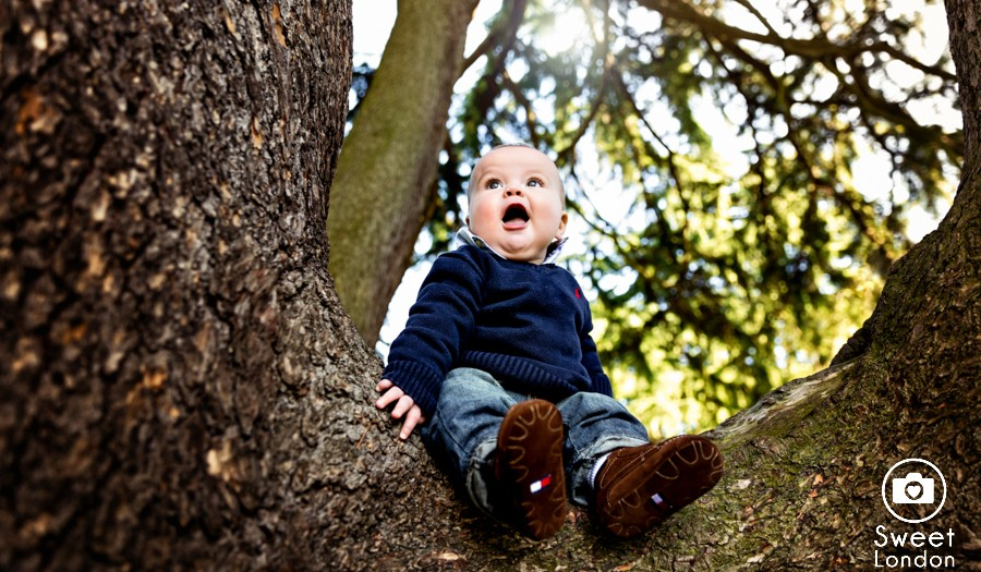 Preview Colin - Baby photography in Greenwich Park, SE London