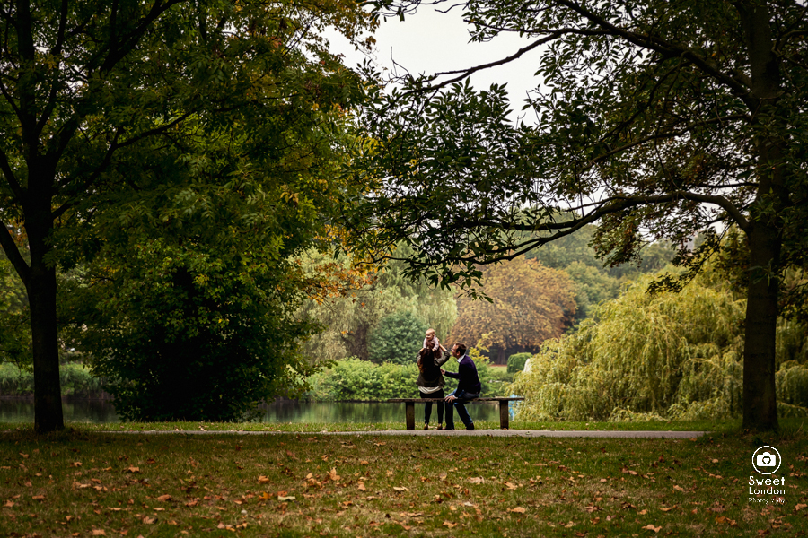 London Family Photographer in Regent's Park, Marylebone (54)
