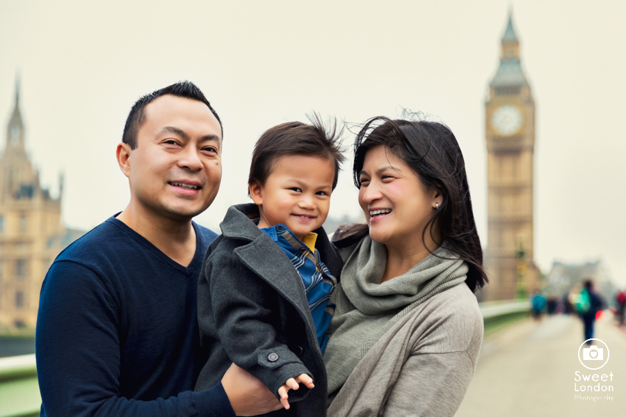 06_London Children and Family Photo Session - Westminster and Tower Bridge-3