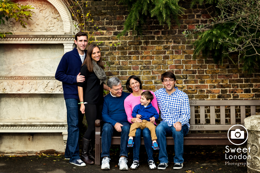 Children and Family Photography in Holland Park, West London (2)