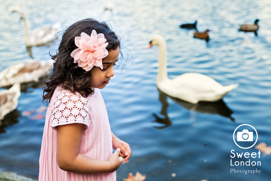 Family Photography in Battersea Park, London