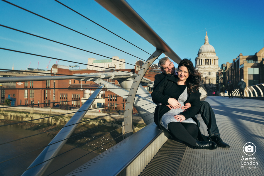 Couple and Maternity Photo Session in London (19)