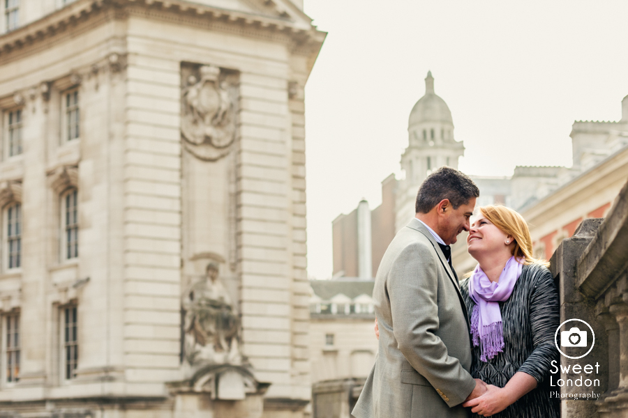 Couple Photo Shoot in Central London