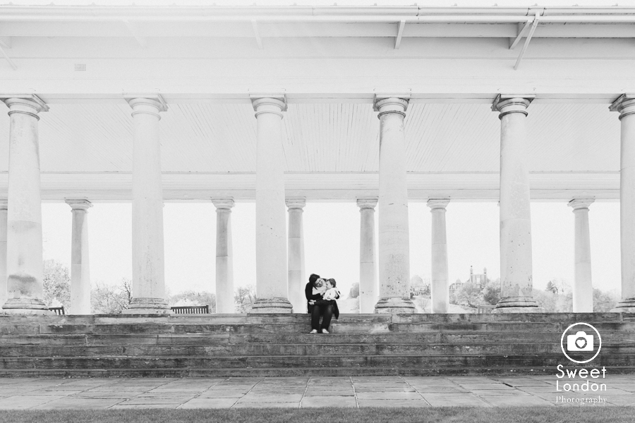 Baby photography in Greenwich Park and National Maritime Museum (2)