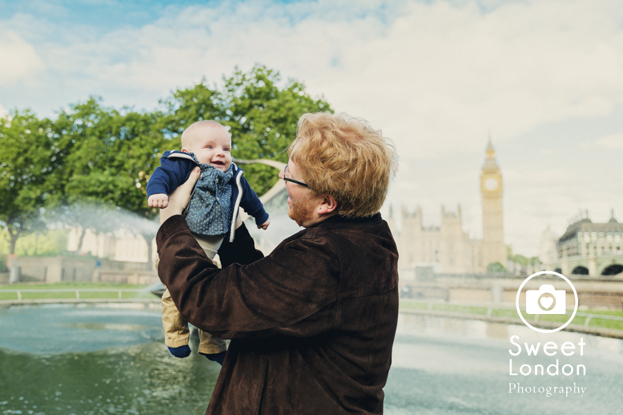 Baby Photographer in Central London (2)