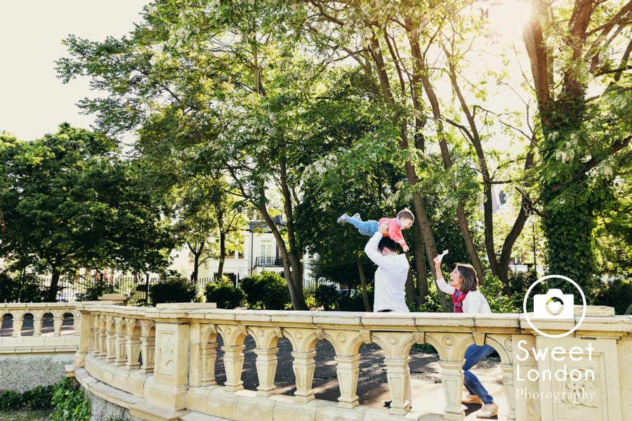 Children and Family Photography in Bishops Park, West London (7)