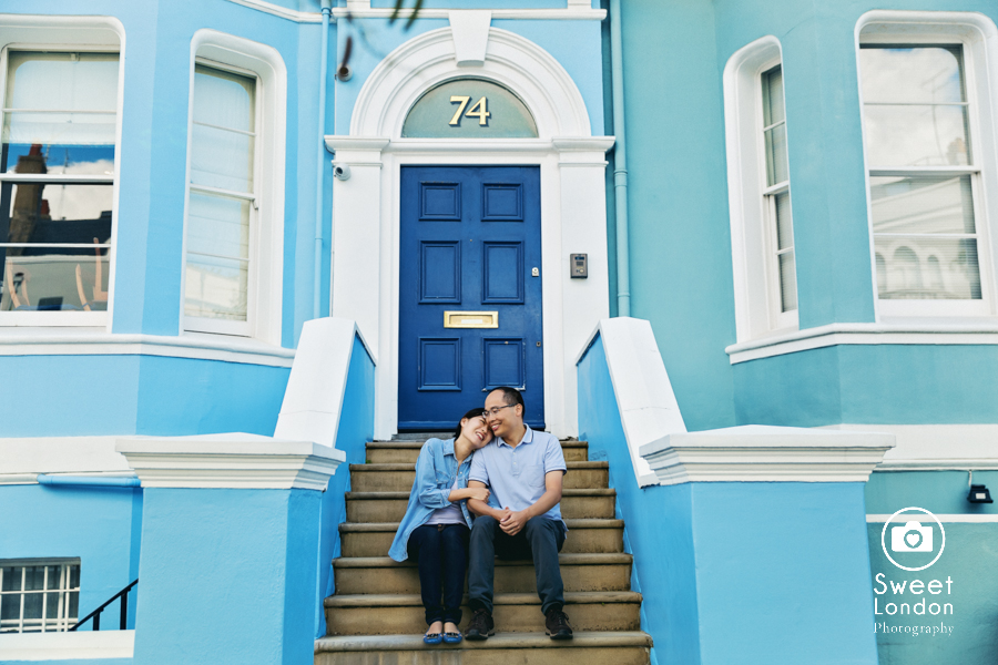 Couple Photography in Holland Park and Notting Hill, West London (7)