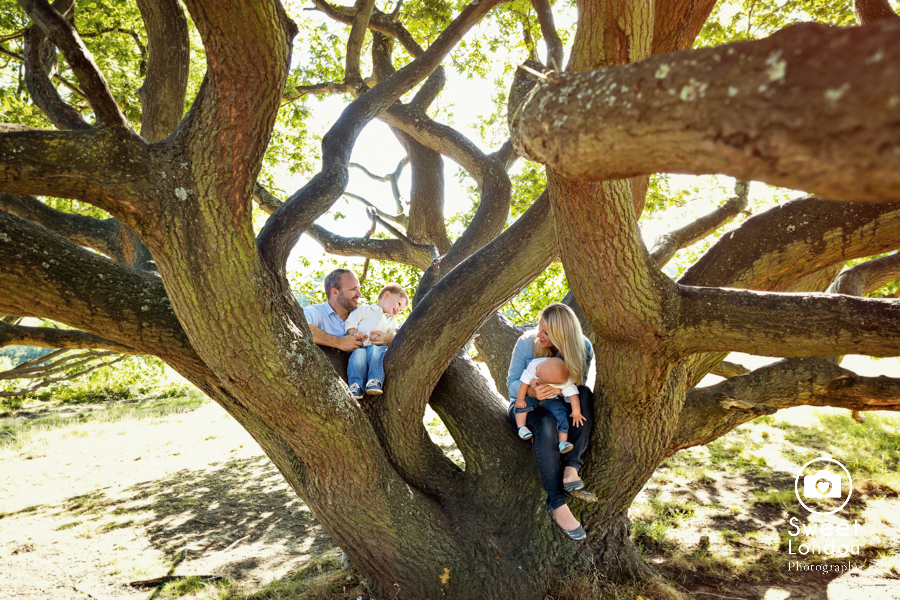 Family Photography in North-West London - Hampstead Heath (11)