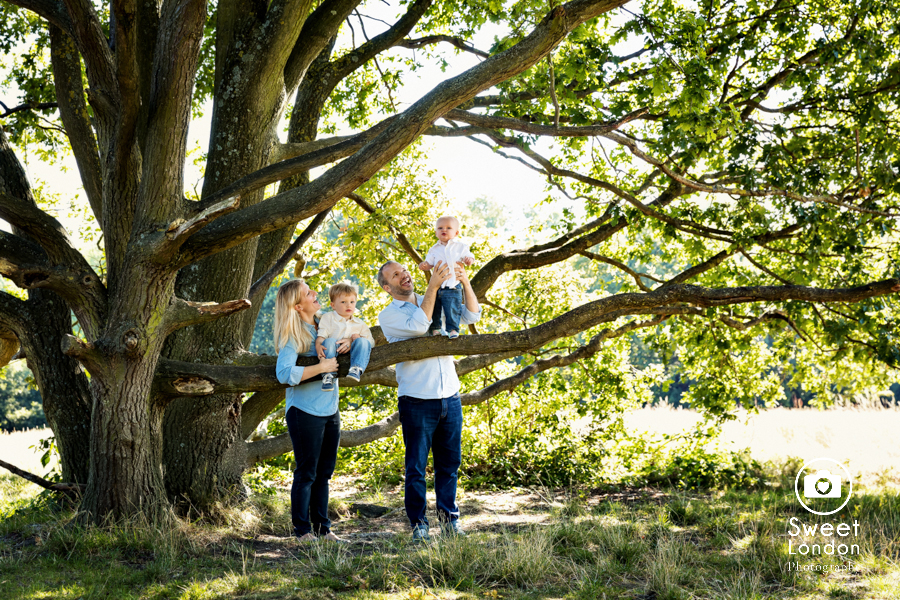 Family Photography in North-West London - Hampstead Heath (14)