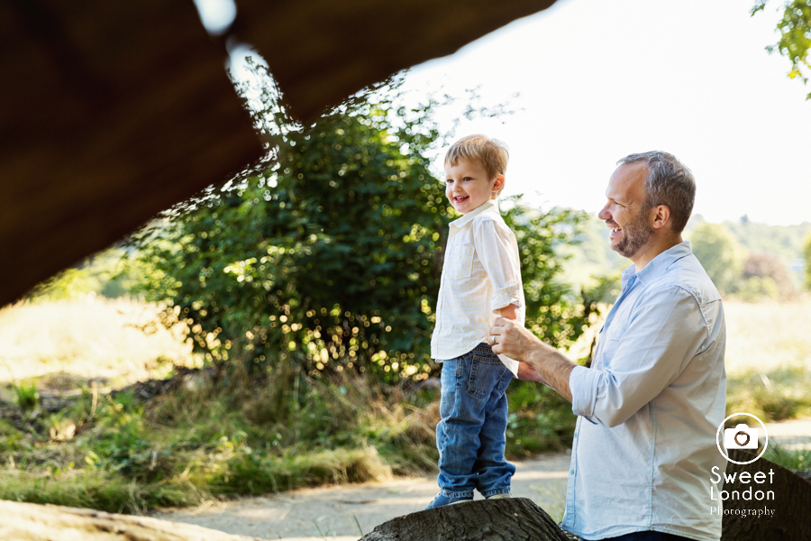 Family Photography in North-West London - Hampstead Heath (20)