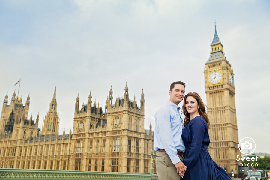 London Engagement Photographer - Westminster and Big Ben (12)