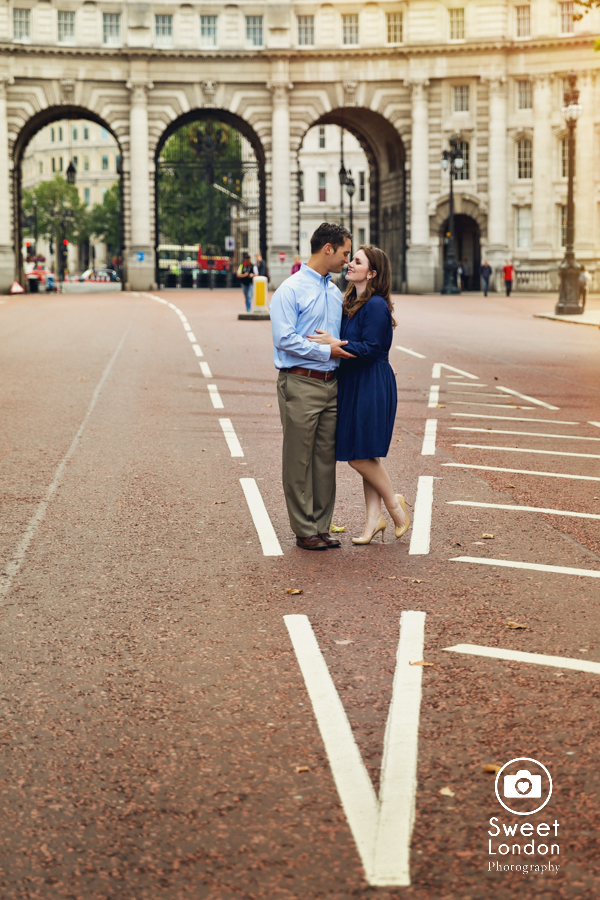 London Engagement Photographer - Westminster and Big Ben (19)