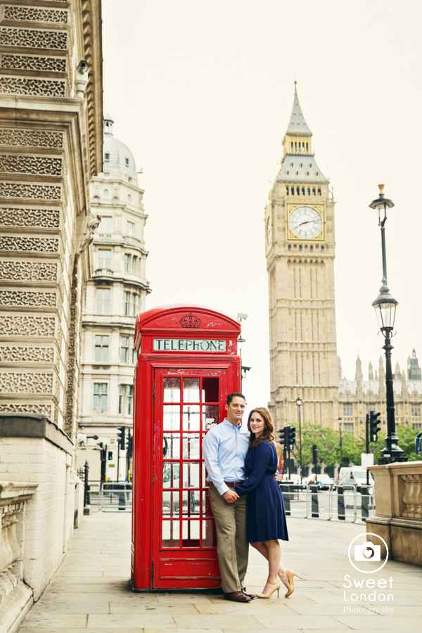 London Engagement Photographer - Westminster and Big Ben (21)