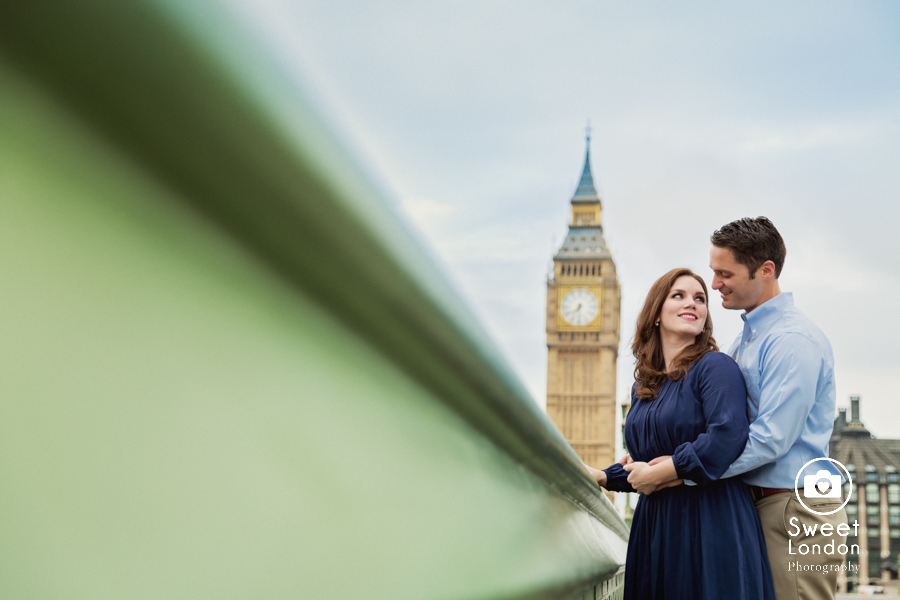 London Engagement Photographer - Westminster and Big Ben (6)