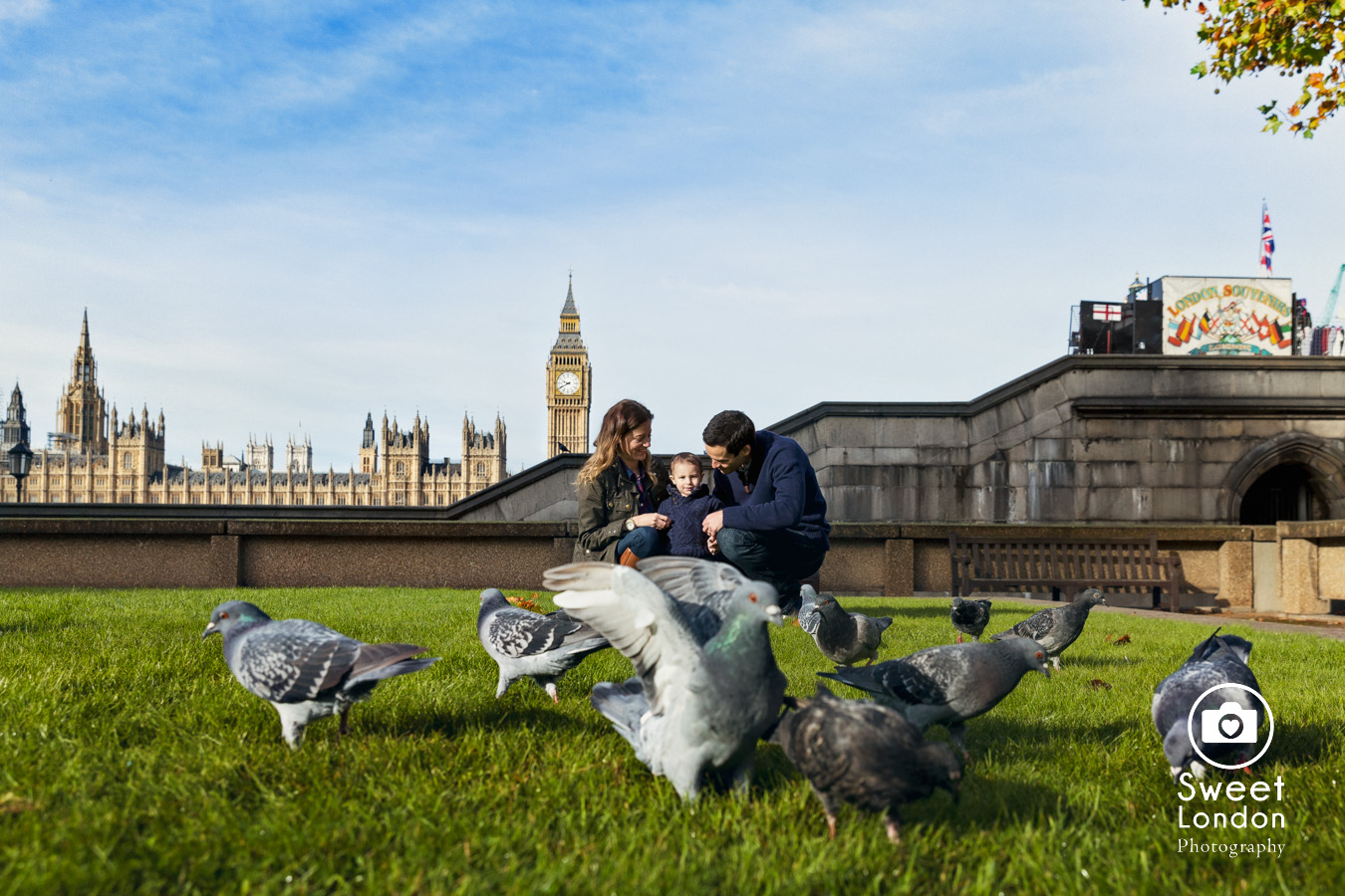 Children and Family Photography with Big Ben and London Eye (4)