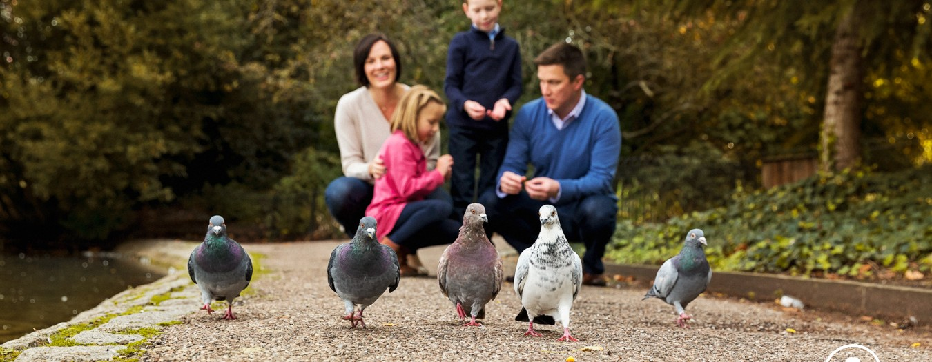 Children and Family Photographer in Battersea Park, West London