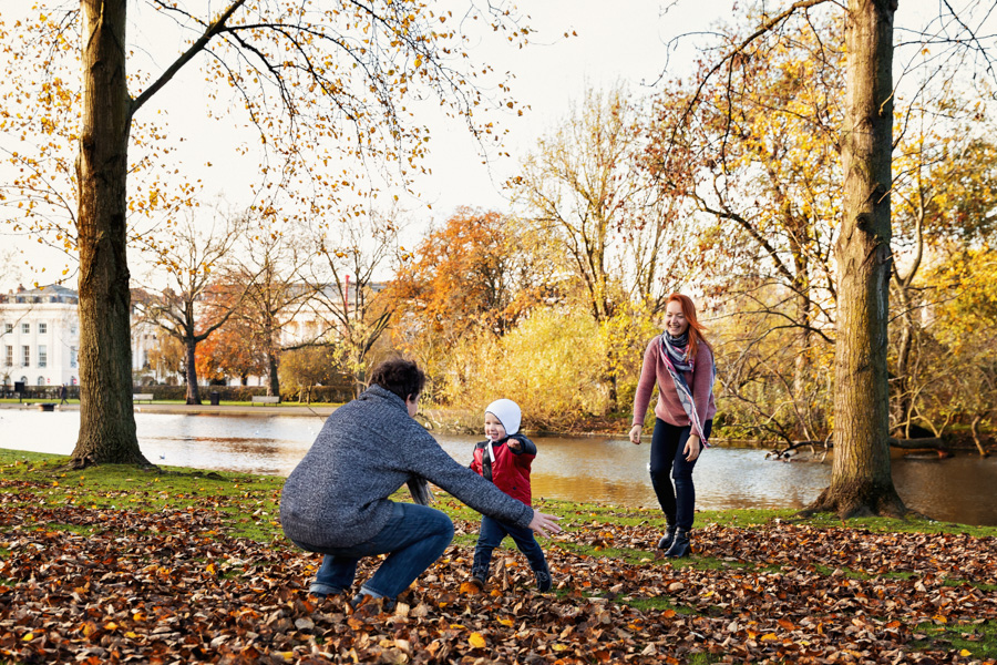 Birthday Family Photo Shoot in Regent's Park, NW London (9)