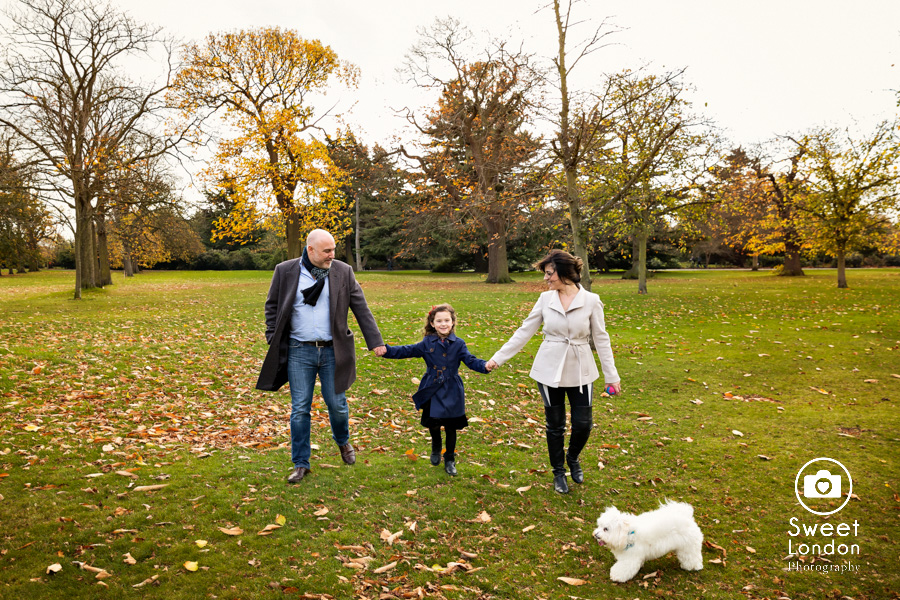 Children Photo Shoot in Greenwich Park - Christmas Cards (6)