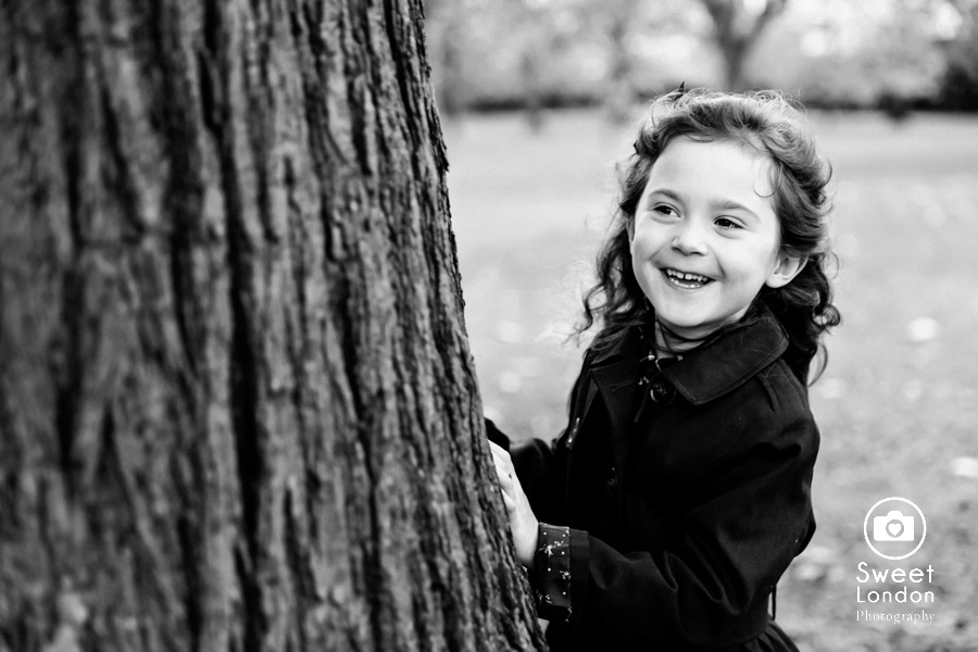 Children Photo Shoot in Greenwich Park - Christmas Cards (7)