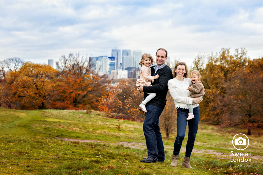 Family Shoot in Greenwich Park, SE10 London (2)