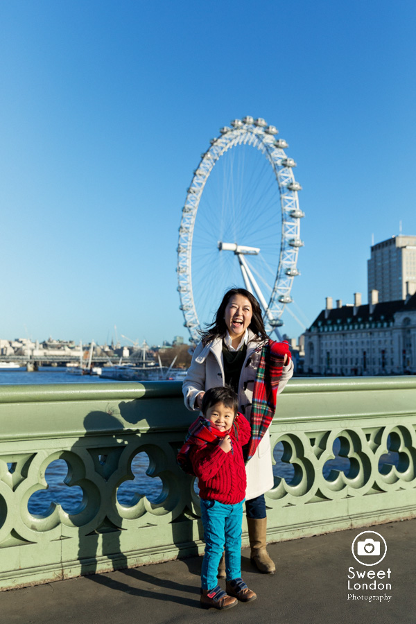 Children and Family Photographer in Central London - Tower Bridge and Big Ben Family Session (25)
