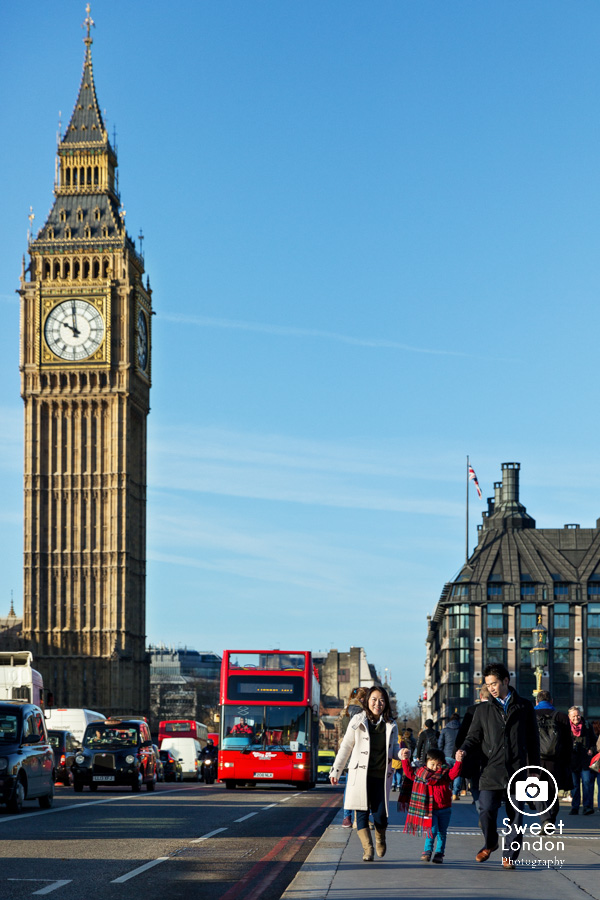 Children and Family Photographer in Central London - Tower Bridge and Big Ben Family Session (28)