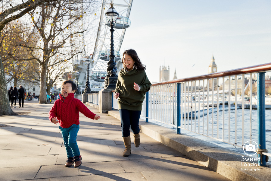 Children and Family Photographer in Central London - Tower Bridge and Big Ben Family Session (31)