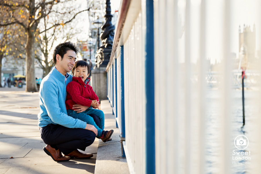 Children and Family Photographer in Central London - Tower Bridge and Big Ben Family Session (32)
