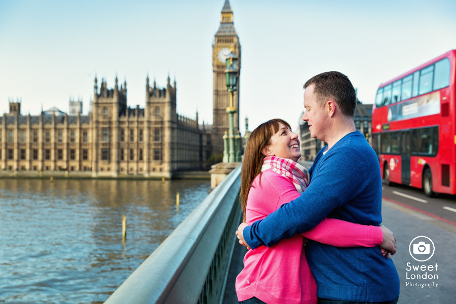 London Engagement Photo Shoot - Waterloo (11)