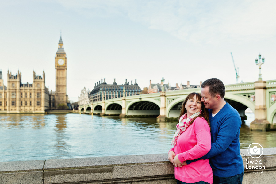 London Engagement Photo Shoot - Waterloo (5)