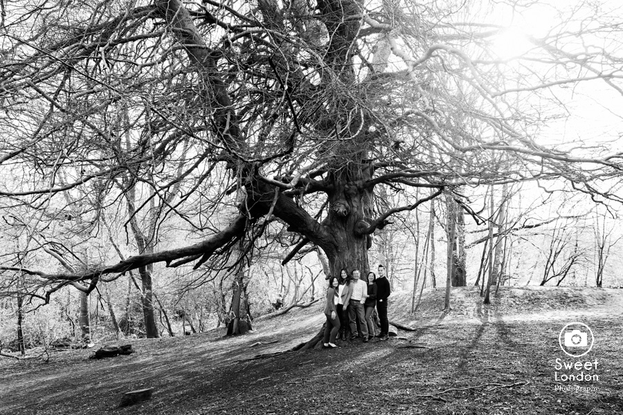 Hampstead Heath Family Photographer (1)