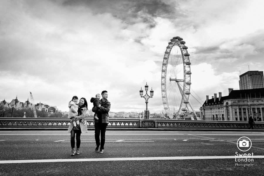 Tower Bridge and Westminster Family Photographer (11)