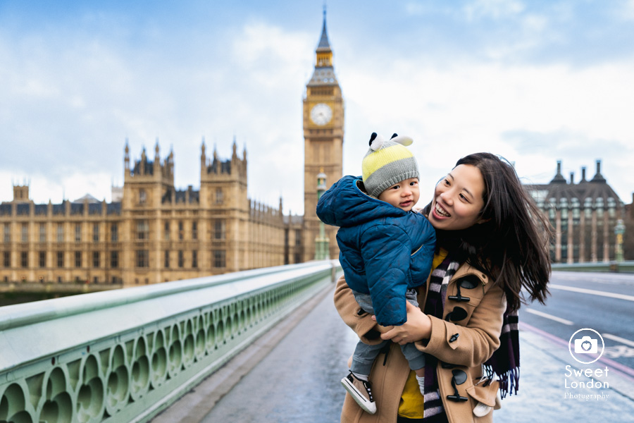 Tower Bridge and Westminster Family Photographer (8)