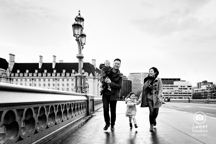 Tower Bridge and Westminster Family Photographer (9)