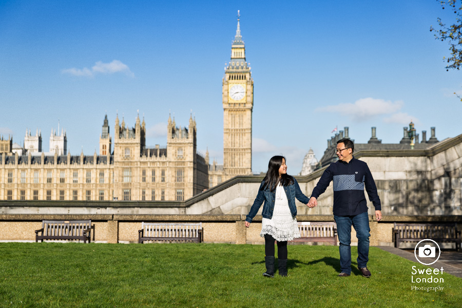 big ben and st-james's park photo shoot (7)